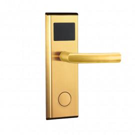 Бесконтактный замок HT-18E-S1/S2 для гостиниц на RF картах (золото, серебро)