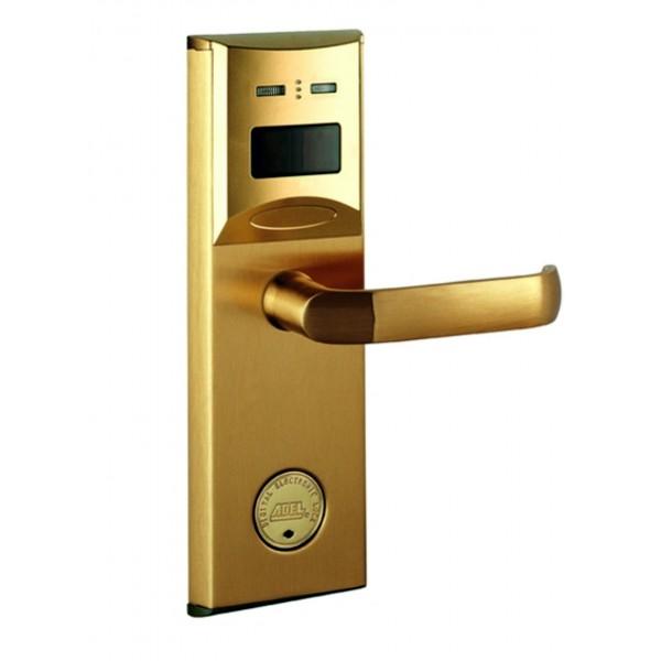 Бесконтактный замок LH1000 (ZKTec) для гостиниц на RF картах
