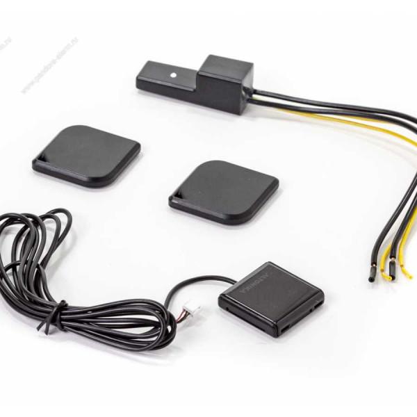 GPS маяк с автономным и стационарным питанием и имобилайзером Автофон Диалог Маяк