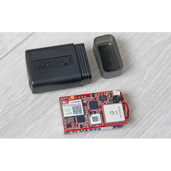 GPS маяк с автономным питанием Автофон Альфа маяк
