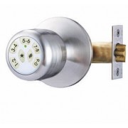 Ручка дверная с кодовым замком межкомнатная KS5000Q