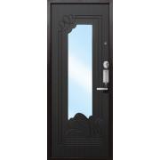 Входная дверь с электронным замком Samsung SHS-H625XBK  - ED-625 VENGE/OAK