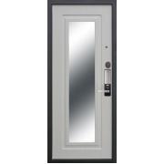 Входная дверь с электронным замком Samsung SHS-H625XBK  - ES-625 BROWN/WHITE