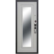Входная дверь с электронным замком Samsung SHS-P718XBK  - ES-718 BROWN/WHITE