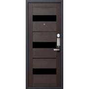 Входная дверь с электронным замком Samsung SHS-H625XBK  - EU-625 CUPRESS/MOCCO