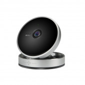 Wi Fi видеокамера с функцией сигнализации, с датчиком температуры и с поддержкой беспроводных охранных датчиков E-Robot C100