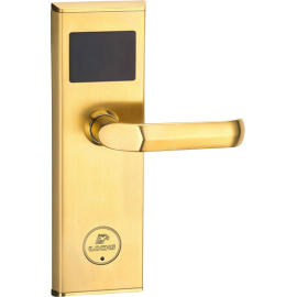Бесконтактный замок IS8005A-G для гостиниц на RF картах
