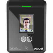 Биометрический терминал для систем контроля доступа и учета рабочего времени с функцией распознавания лиц Anviz FacePass PRO