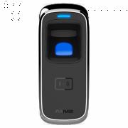 Биометрический терминал контроля доступа антивандальный с модулем подогрева Anviz M5