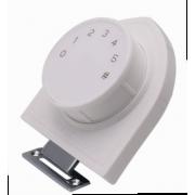 Электронный замок для шкафчика BOX-KR-64G - стеклянная дверь