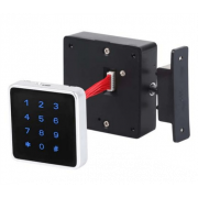 Замок электронный для шкафчика BOX-KR-S80C - кодовая сенсорная панель