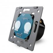 Сенсорный выключатель двухлинейный без радиомодуля EC-2
