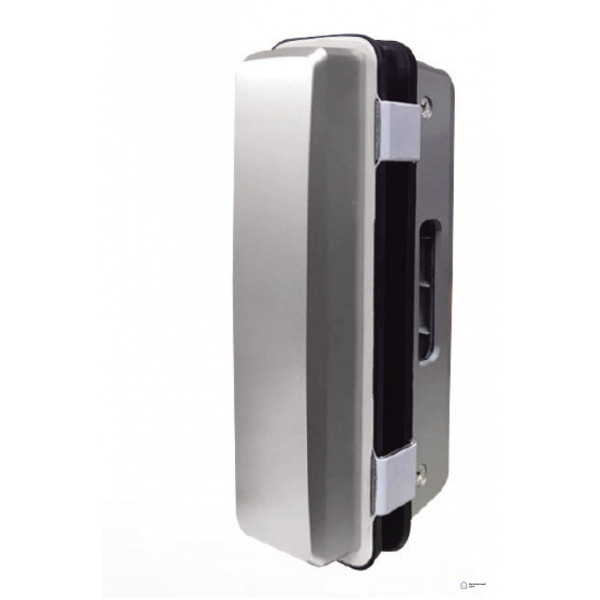 Накладной кодовый замок для стеклянных дверей LocPro GL725B2 Series Black
