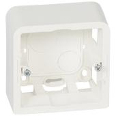 Коробка монтажная накладная для энергосберегающих выключателей - OFF-89