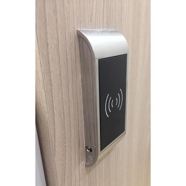 Электронный замок для шкафчика BOX-EM03 - фиксированный выбор