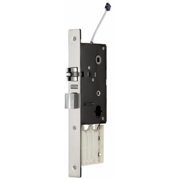 Бесконтактный замок HT-222E для гостиниц на RFID картах (черный)