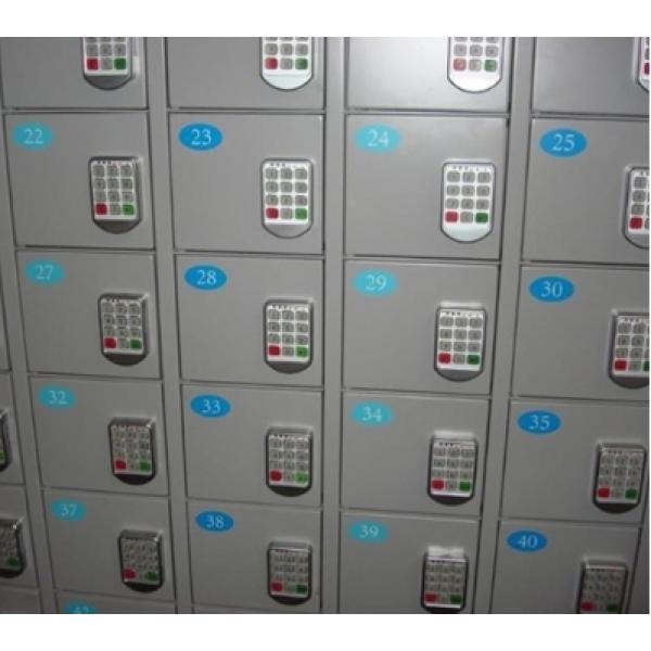 Электронный кодовый замок для шкафчика GT-206 (открытие кодом)