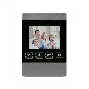 Комплект SKUD-68, электромагнитный замок с доступом по TM Touch Memory ключу и видеодомофоном