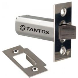 Замок-защёлка электромеханический врезной Tantos TS-EML300