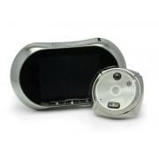 Беспроводной электронный GSM MMS дверной Видео глазок R02 (GSM)