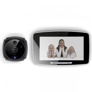 Беспроводной электронный GSM MMS дверной Видео глазок VDB05